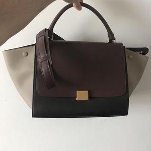 949b6b2363 Women s Celine Trapeze Handbags